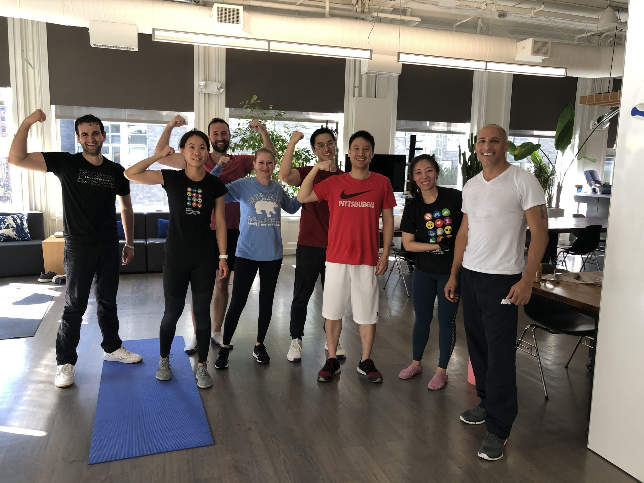 Corporate In house Fitness class